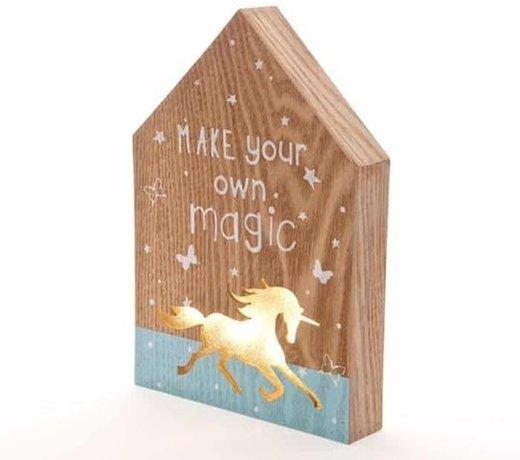 Magie in de kinderkamer begint met een lightbox