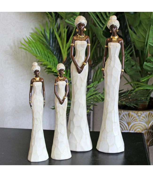 Afrikaanse beeld  vrouw Nala