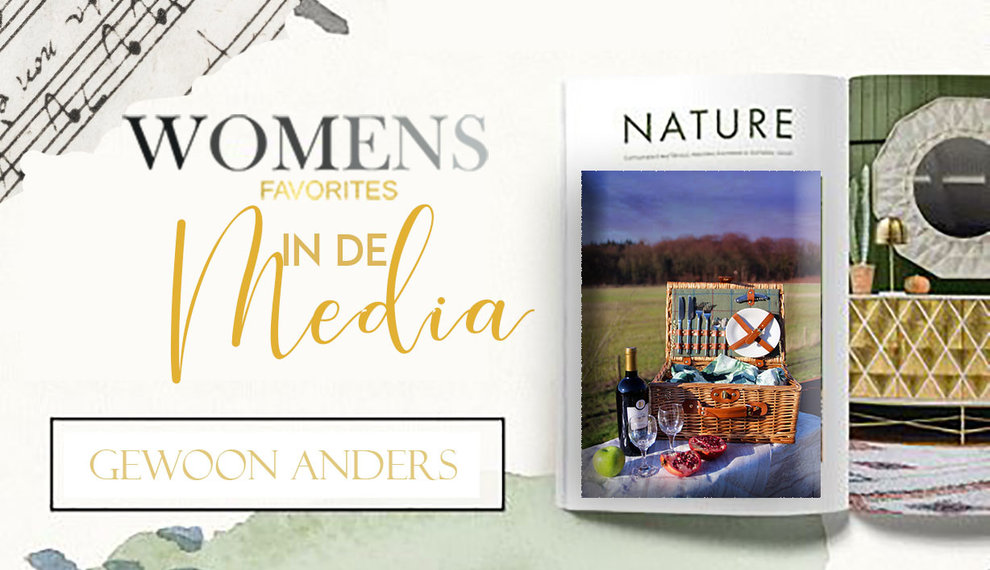 Womens Favorites in de media