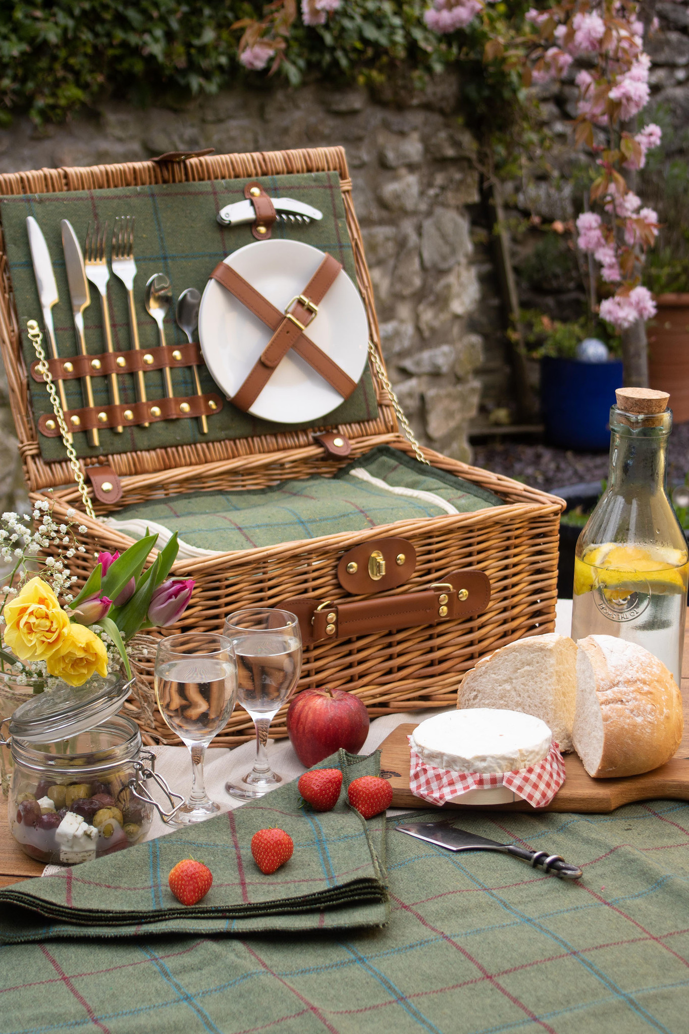 Picknickmand Apple Pie (appeltaart) WomensFavorites.com