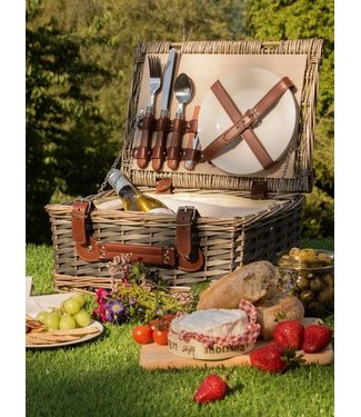 Chill en relax picknickmand - twee persoons