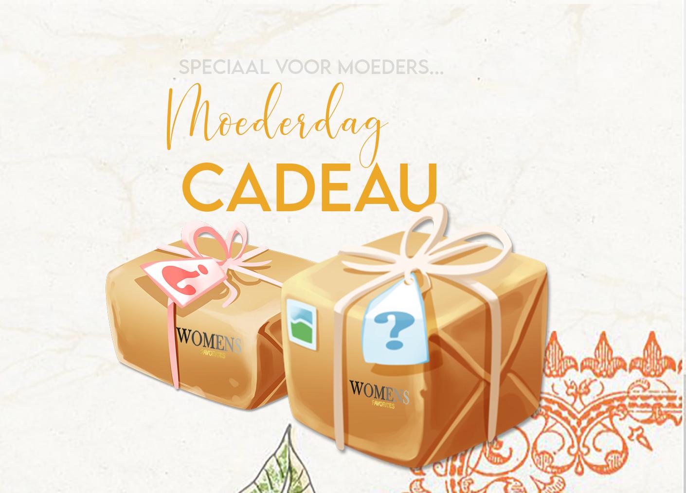 Moederdag cadeau gratis bij je bestelling!