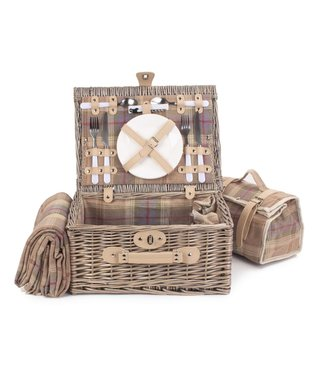 Womens Favorites Picknickmand 2-4 personen Lavendel Home