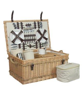 Picknickmand 6 personen Bohemian Style