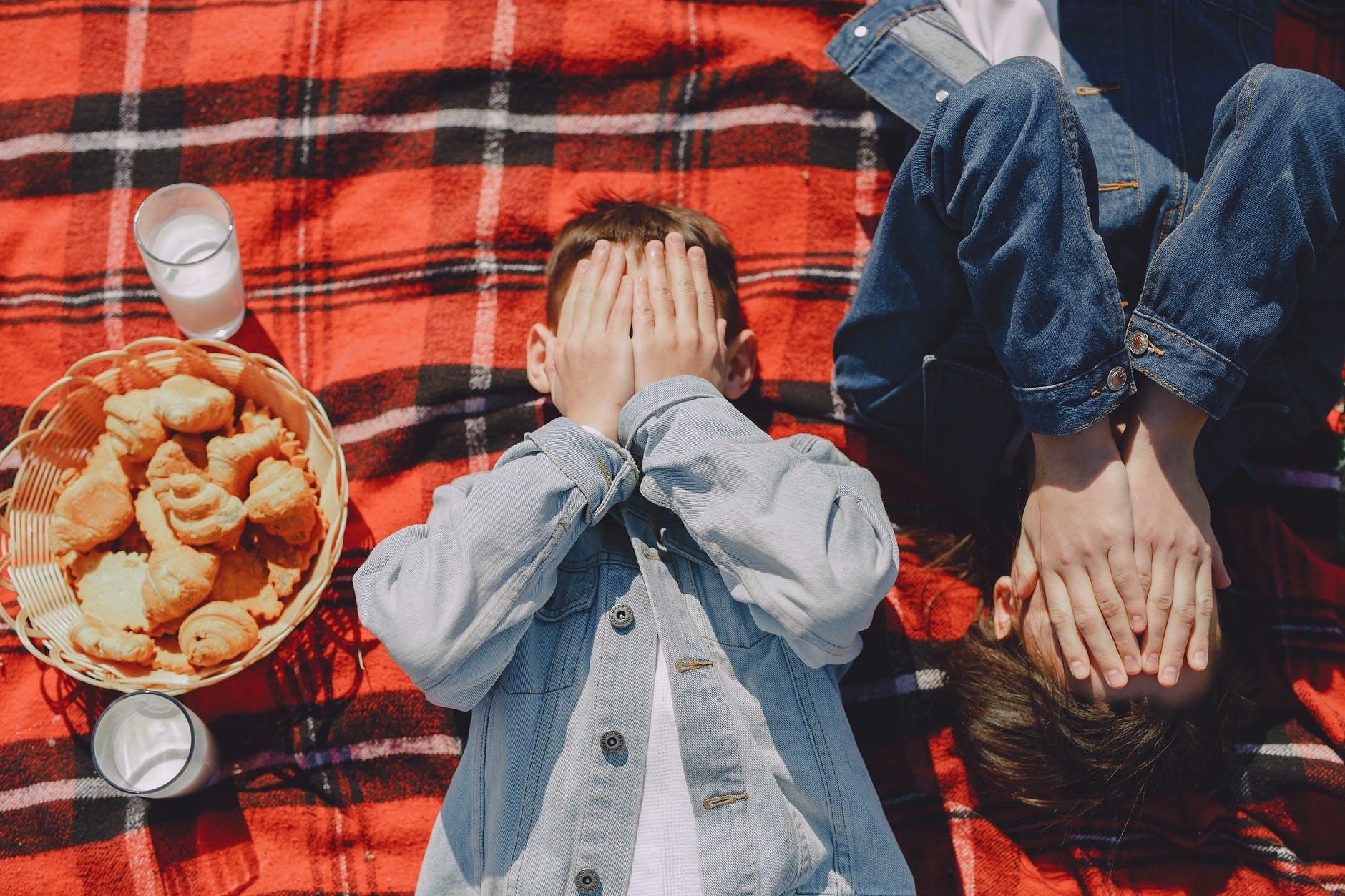 NIEUW in de collectie: picknickmand voor kind