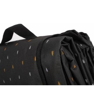 Womens Favorites Picknickkleed zwart Kastanje grijs