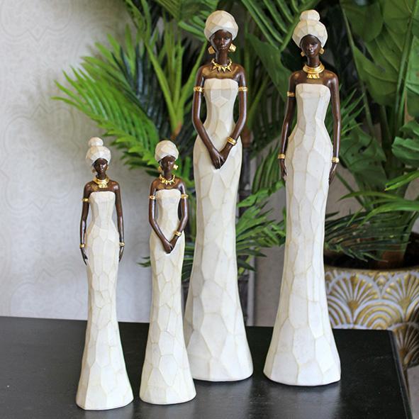 Afrikaanse houten beelden