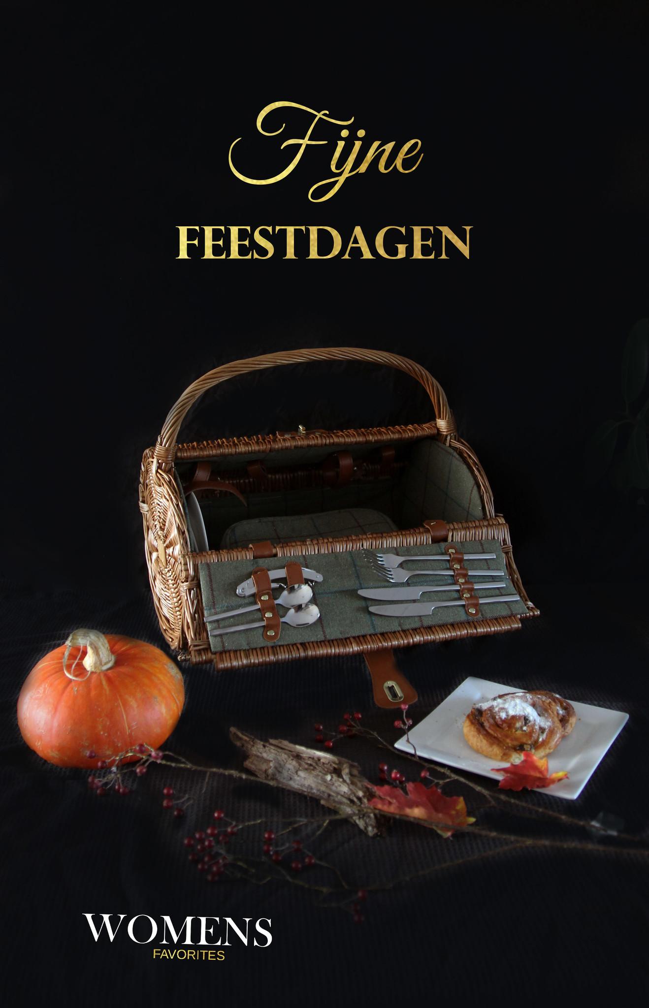 Sinterklaas cadeau pakket bij Womens Favorites
