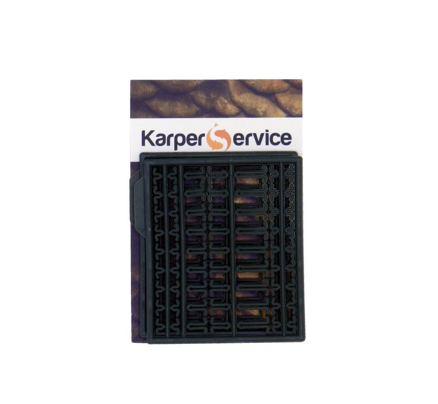 Hair extender stops | Hair stoppers | 2pcs | Karper Service