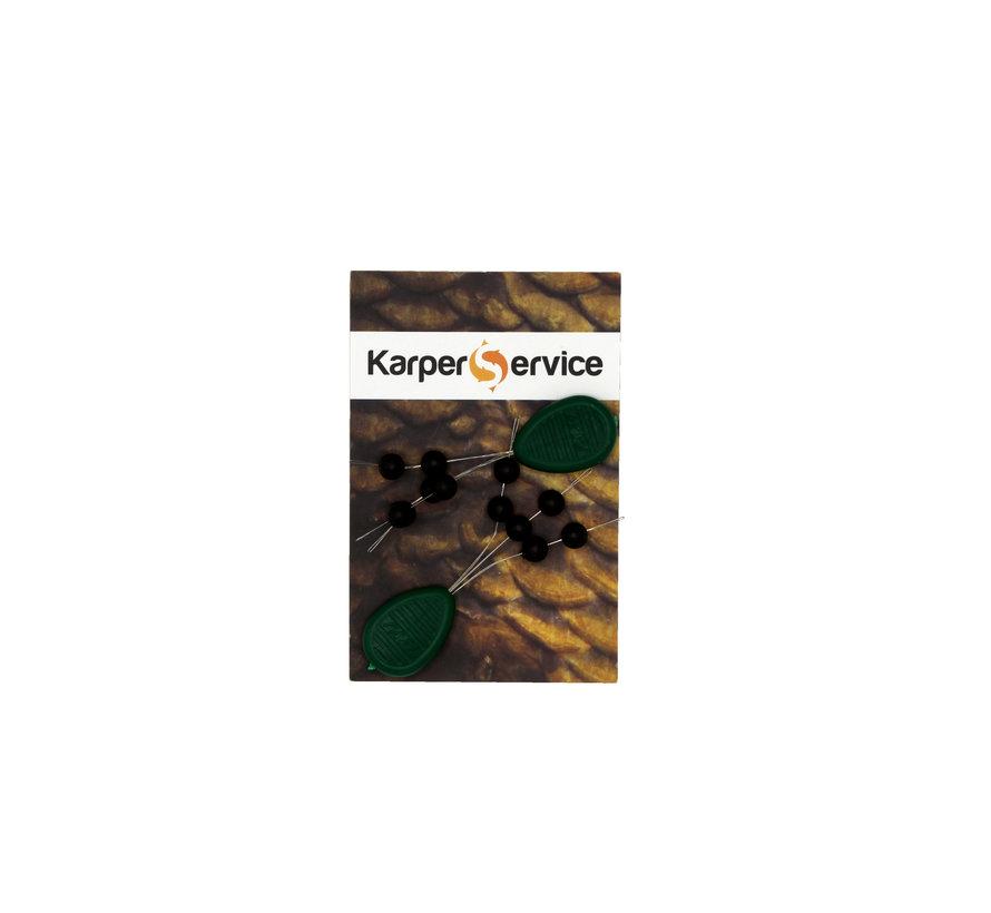 Chod beads | 2pcs | Karper Service