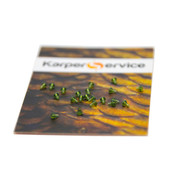 Karper Service Hook beads | 20pcs | Green | Karper Service