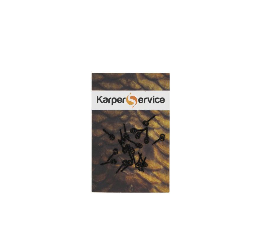 Bait screw |  20pcs | Karper Service