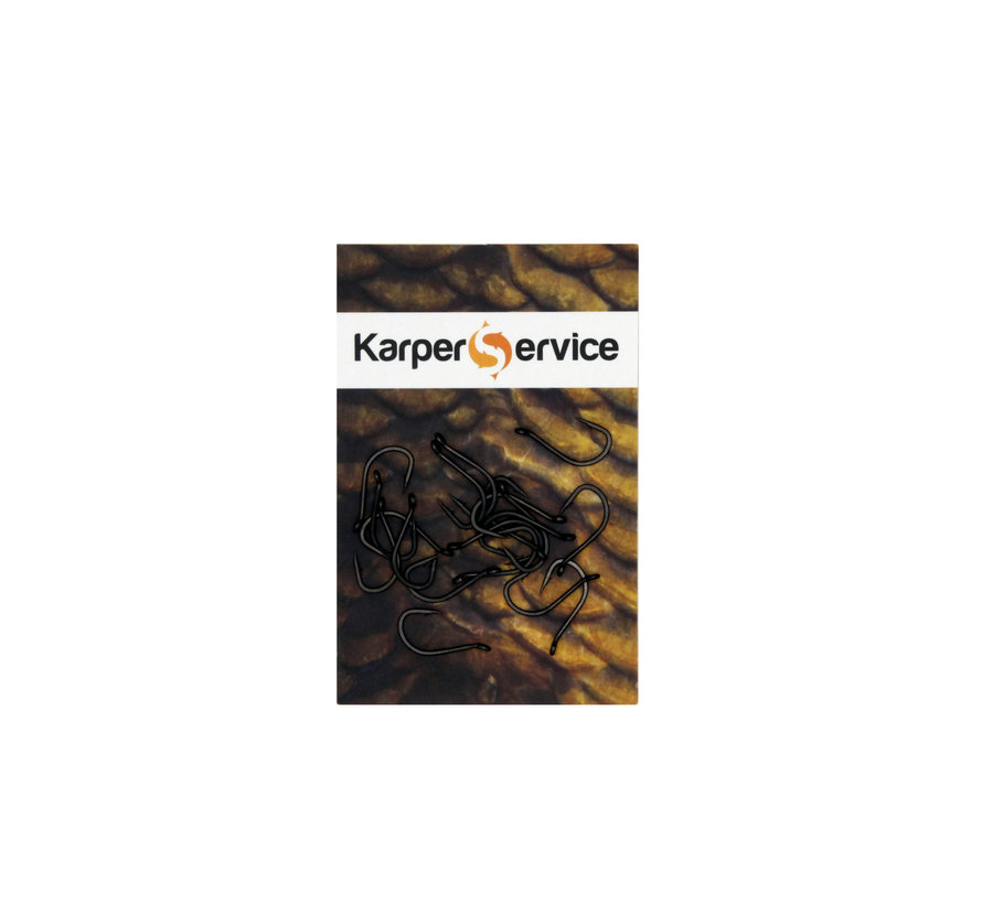 Chod Hook | maat 8 | 20pcs | Karper Service