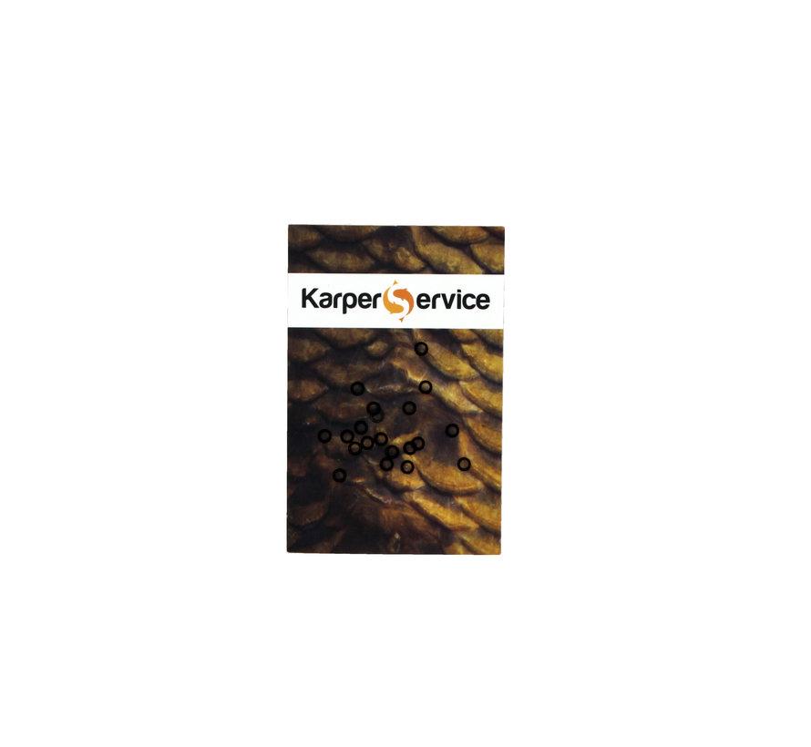 Rig rings | 3.1 mm | 20pcs | Karper Service