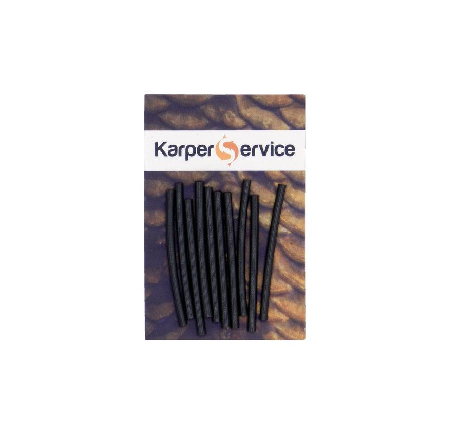 Shrink tube | Green | 3.6 mm (L) | 10pcs | Karper Service