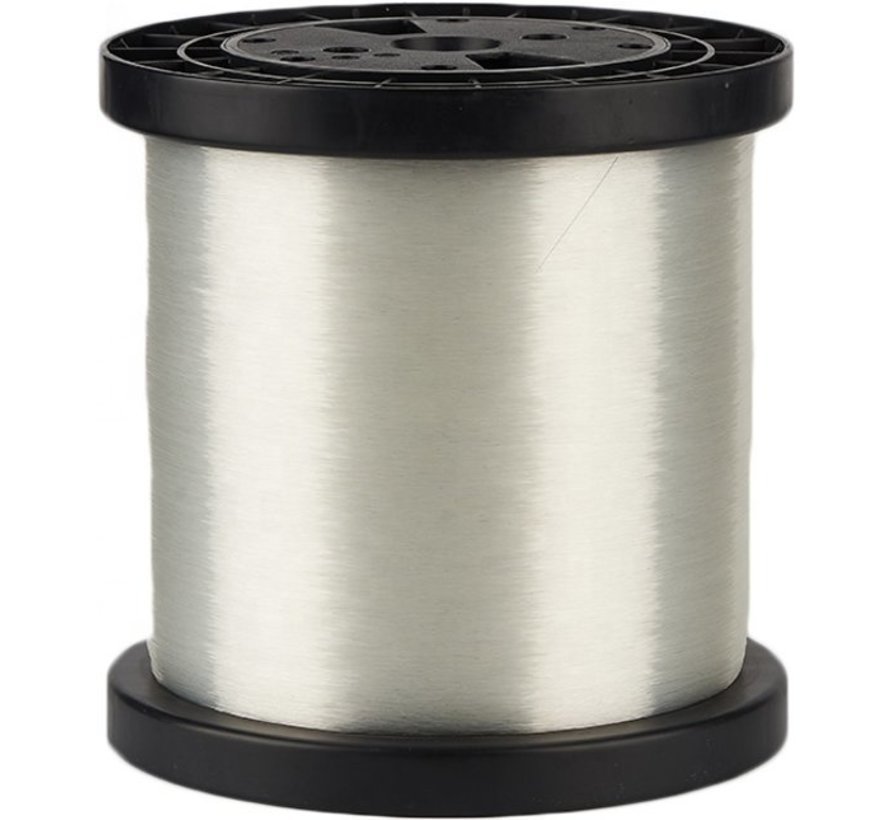 Nylon | per 100 meter | Clear | 0.35 mm | Karper Service