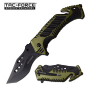 Tac Force Black Green | Tac Force
