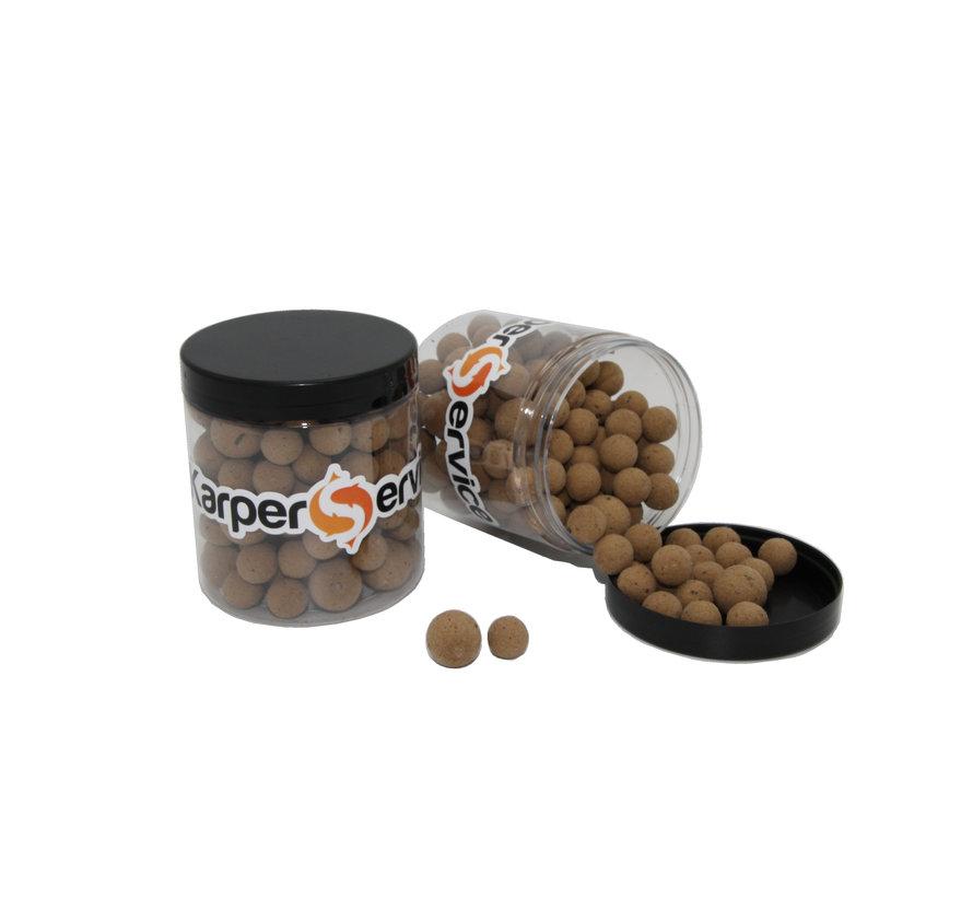 The Nutz popups | 80gram | 12 & 15mm | Karper Service