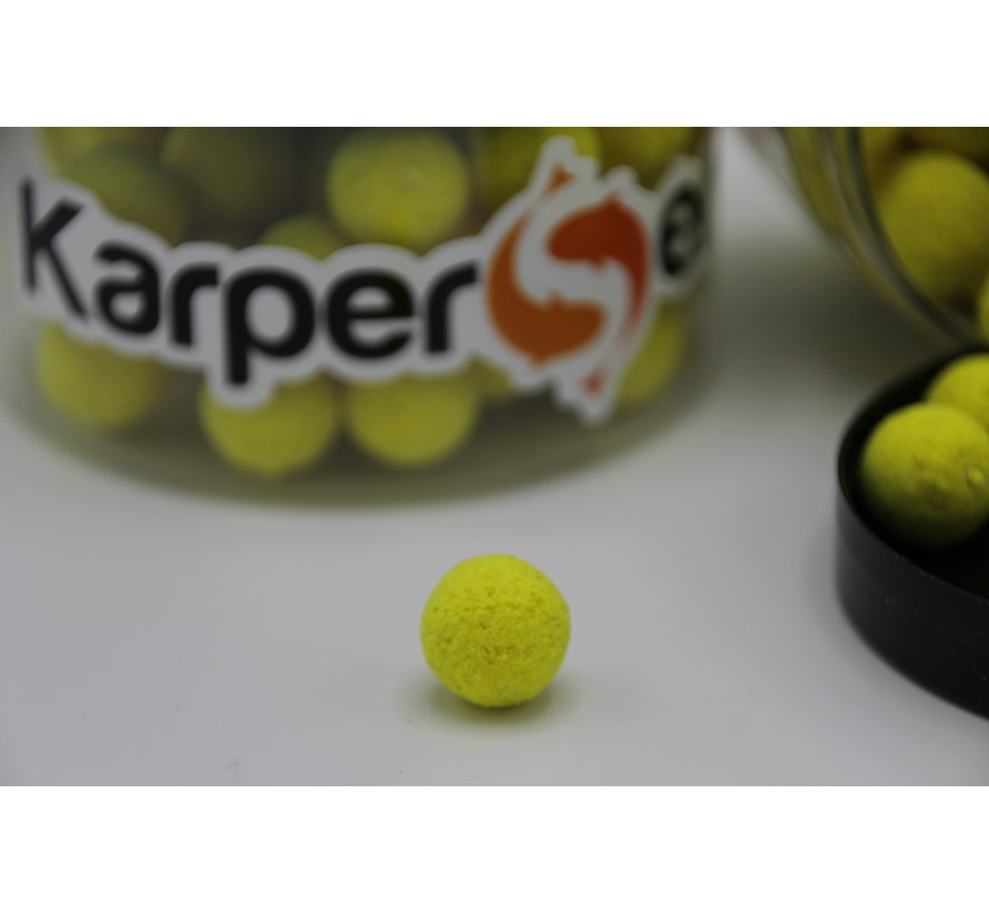 Vanilla popups | 50 gram | 12 mm | Karper Service