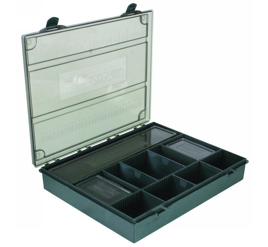 TACKLEBOX | COMPLETE CARP BOX | PIET VOGEL