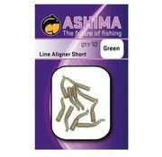 Ashima Ashima Line liners short brown Brown