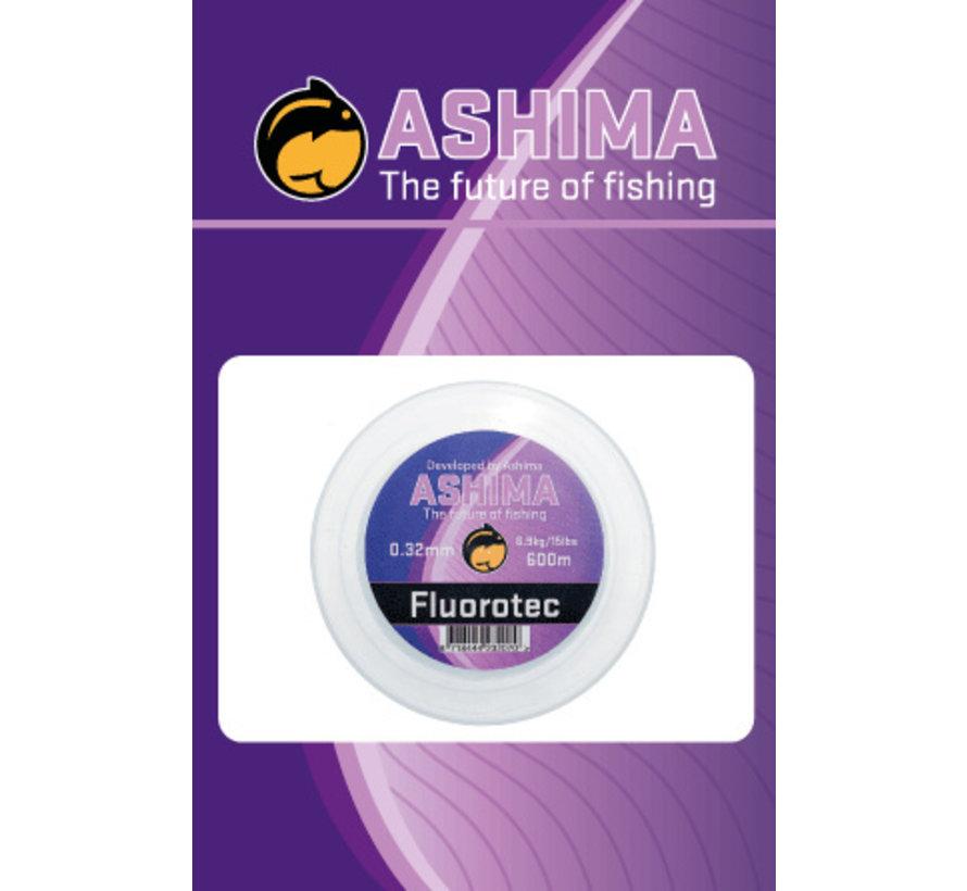 Ashima Fluorotec 600m sink 0.37mm