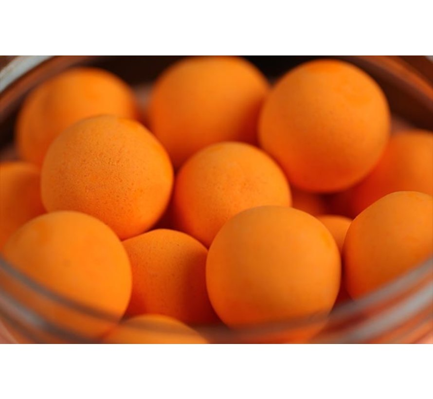 Peach & Pepper Pop-Ups 16mm 100g Pot