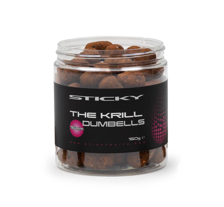 The Krill Dumbells 12mm 160g Pot