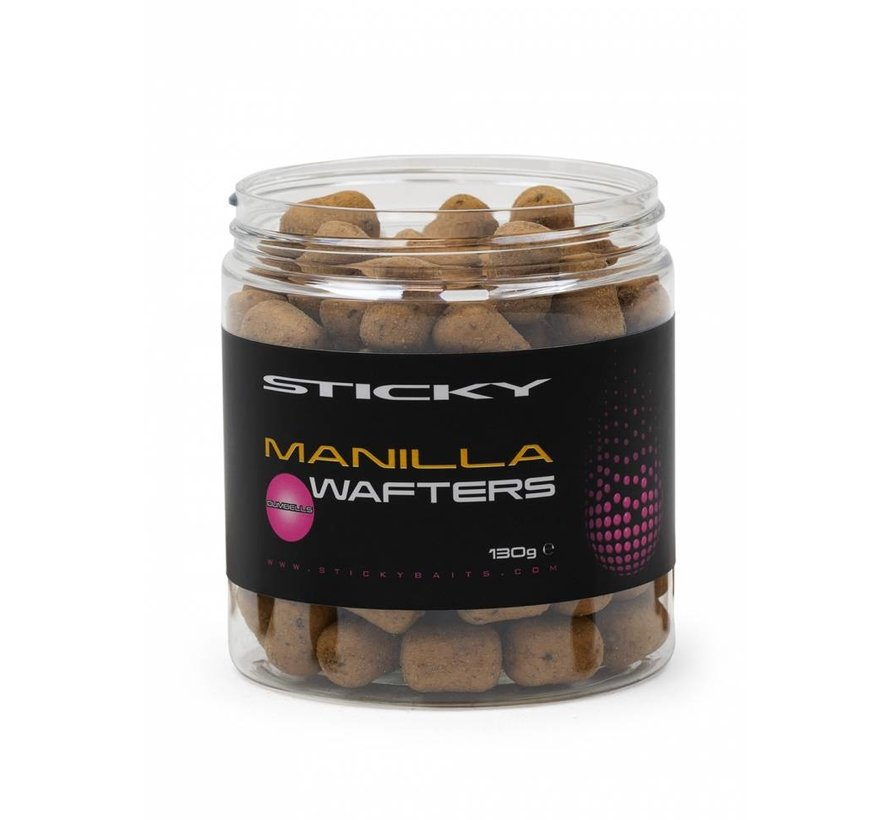 Manilla Dumbell Wafters 130g Pot