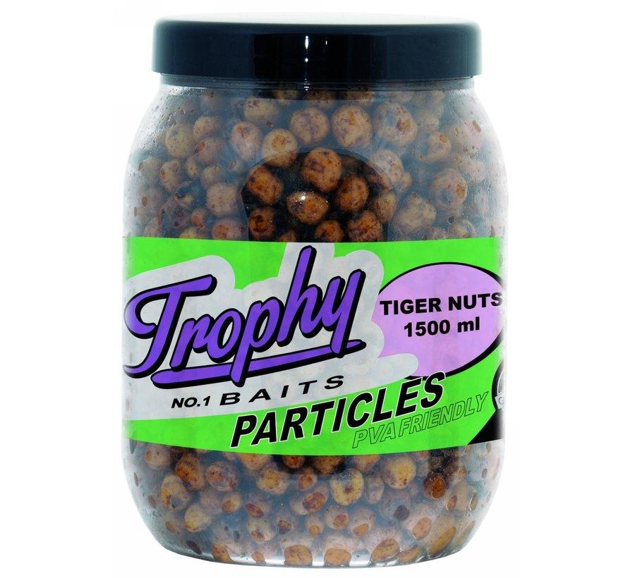 Tiger nuts | Particals | 1500ml | Tropy Baits
