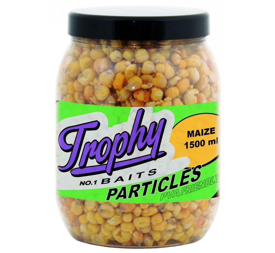 Maize | Particals | 1500ml | Tropy Baits