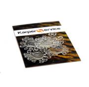 Karper Service Bait bands | 5 pcs | Karper Service