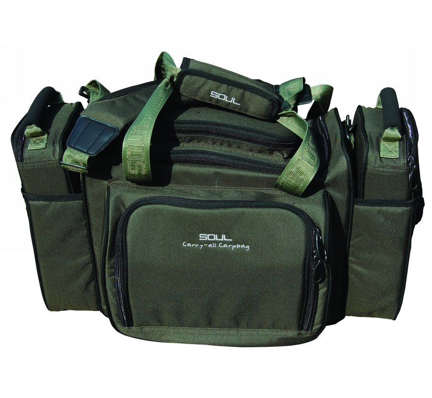 SOUL CARRY-ALL CARPBAG