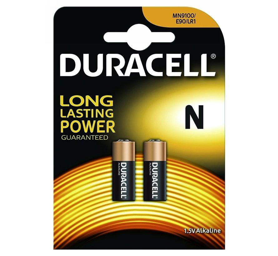 Duracell | 1,5 V | N/LR1 |  Batterij