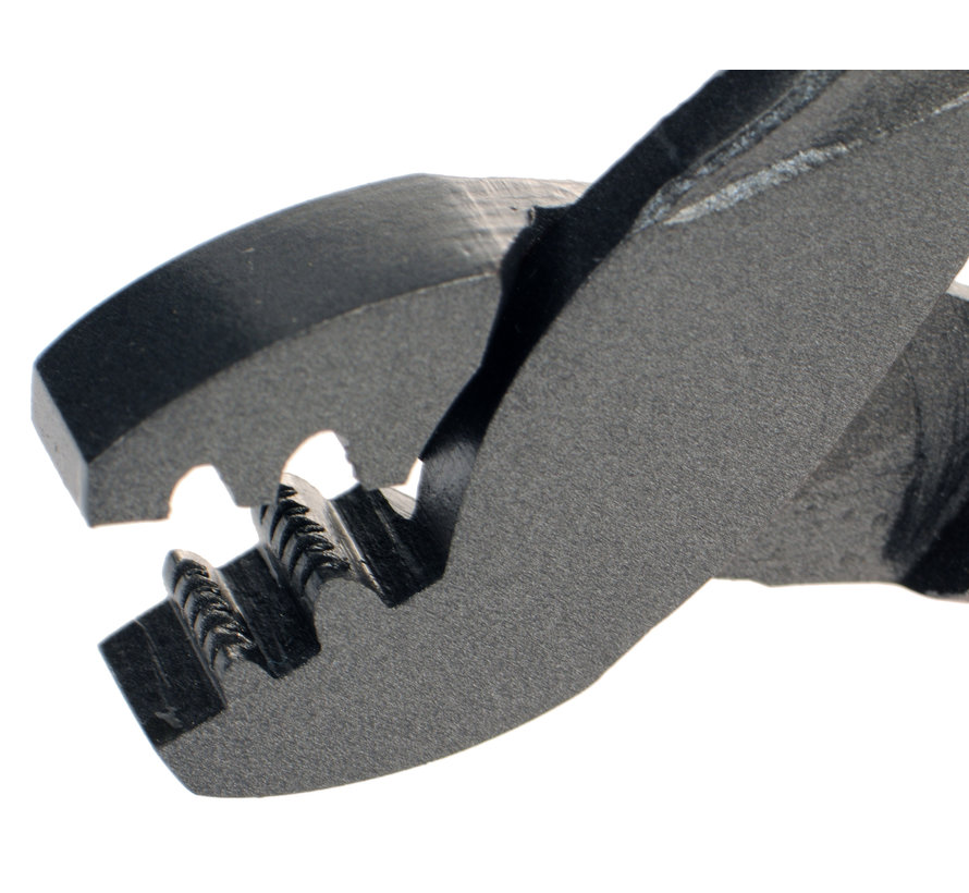 Sleeve tang | Crimp plier | Predox