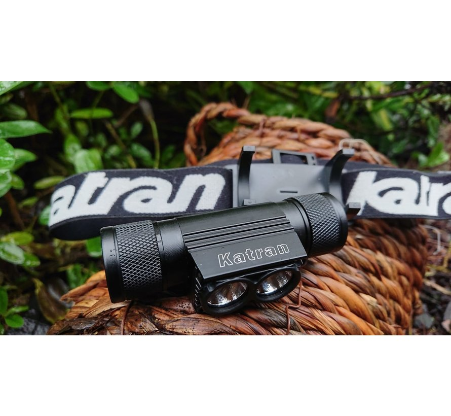 Headlamp | KATRAN – W/B460 (case + battery included)