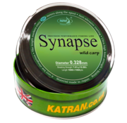 Katran Fishing Fishing Line SYNAPSE wild carp 0,328 mm | 7,01 kg | 1000m