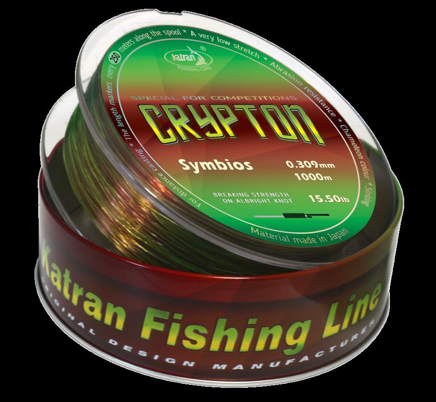 Fishing Line Crypton Symbios 0,309mm | 7,03 kg |  1000m