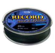 Katran Fishing Shock leaders braided RECORD 45 lb | 80 m