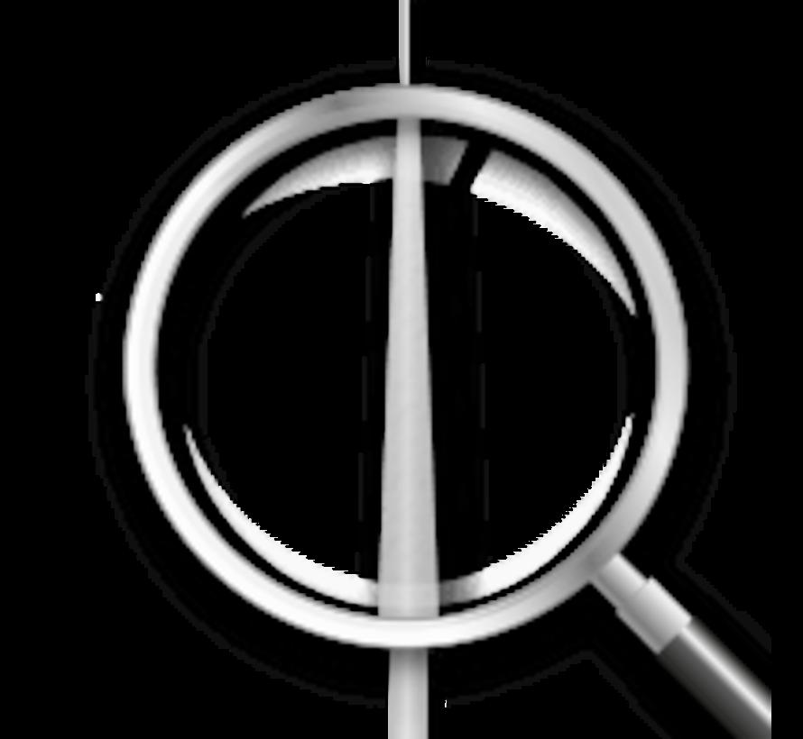 Taper mono shock leader GALAXY 0,28-0,57 mm