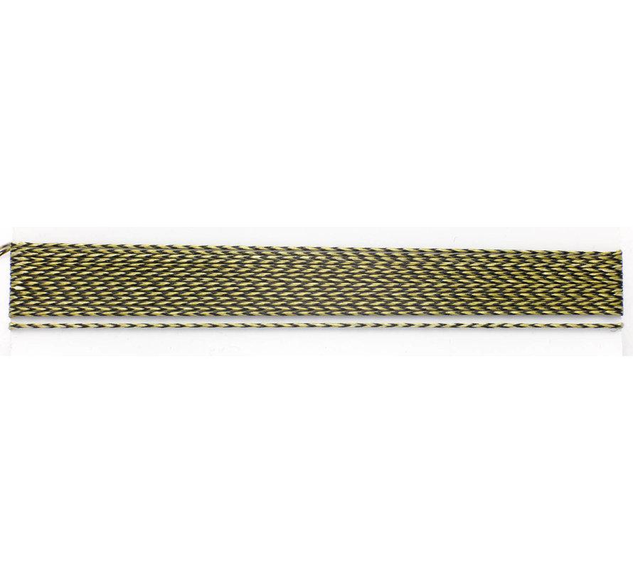 Braided hook links KORUND 35Lb | 20 m
