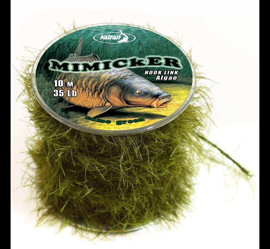 Braided hook links MIMICKER 35Lb | 10 m