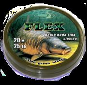 Katran Fishing Braided hook links FLEX 25Lb | 20 m