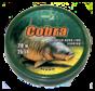 Coated braided hook links COBRA 25Lb  | 20 m
