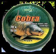 Katran Fishing Coated braided hook links COBRA 15Lb  | 20 m