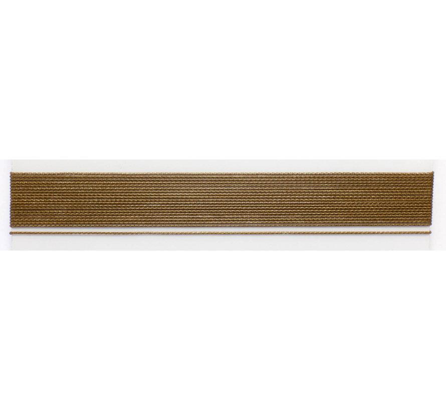 Coated braided hook links COBRA 15Lb  | 20 m