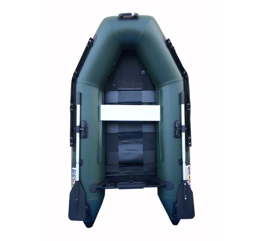 230PRO | MKIII | (green) 2021 | Rubberboot | Aquaparx