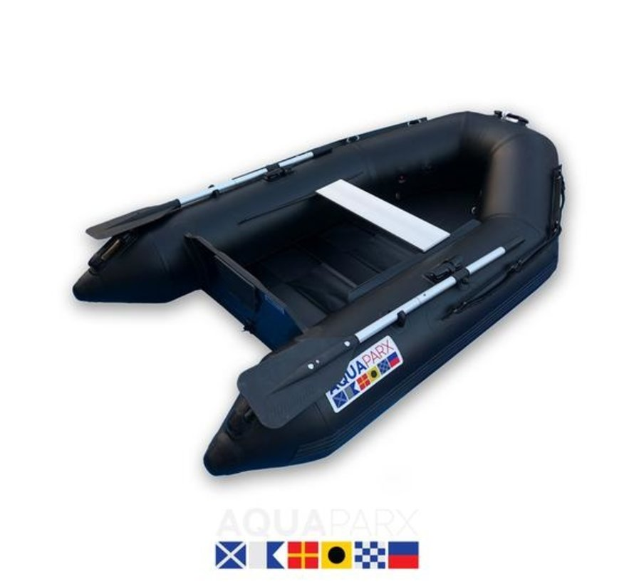 230PRO | MKIII | (black) 2021 | Rubberboot | Aquaparx