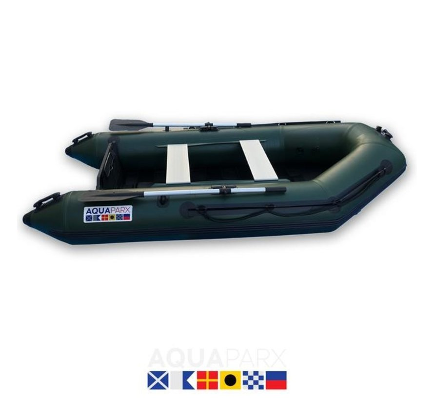 280PRO | MKIII | (green) 2021 | Rubberboot | Aquaparx
