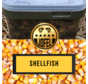 Kant- en klare | Mais | Shellfish | 10 Liter | Inc. emmer | Jofelbaits